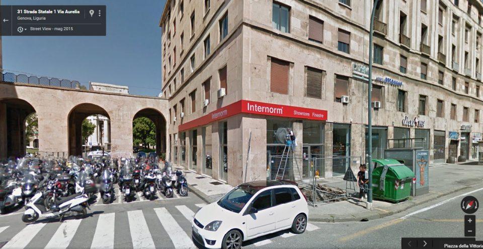 viale brigata bisagno genova sermobil internorm porte finestre infissi