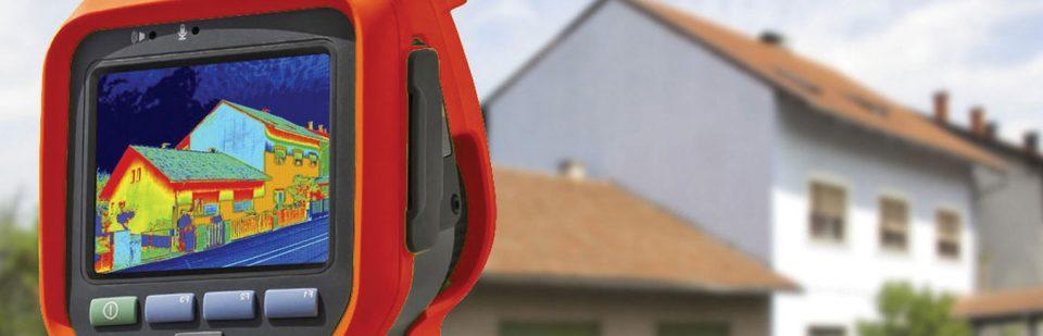 Analisi termografica GRATUITA della tua casa*