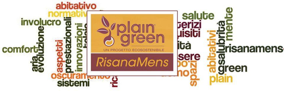 Eventi GENOVA: PlainGreen presenta RisanaMens risanamento spazi abitativi
